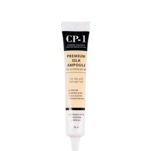 Несмываемая сыворотка для волос с протеинами шелка СР-1 Premium Silk Ampoule (Esthetic House)