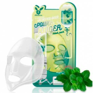 Тканевая маска для лица ЦЕНТЕЛЛА CENTELLA ASIATICA DEEP POWER Ringer mask pack, Elizavecca